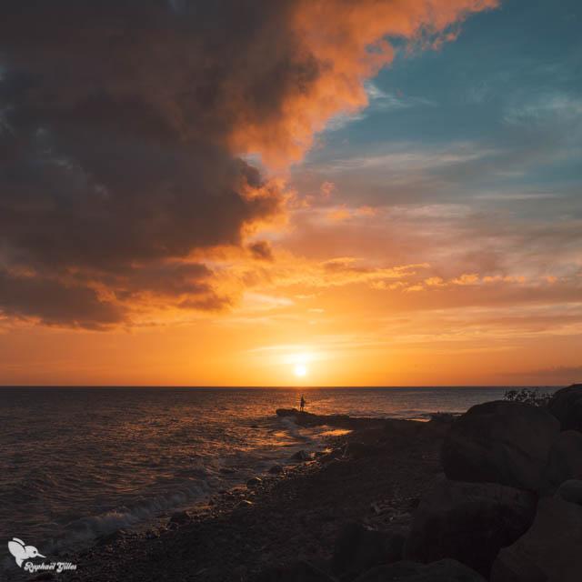 Coucher-de-Soleil des îles