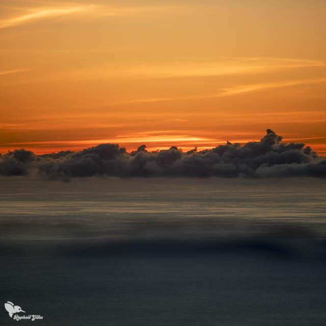 Au niveau des nuages